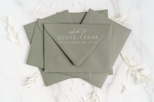 Welcome to Cedar and Clove Paper Co