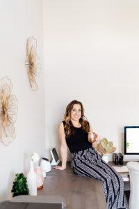 Jessica Schuler of Clove and Cedar paper Co